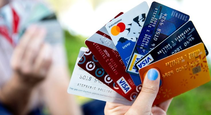 Credit Card Debt Creeps Upon You